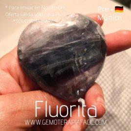 Corazón de Fluorita 1- PRE-MUNICH 2021