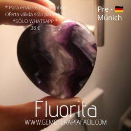 Corazón de Fluorita 2- PRE-MUNICH 2021