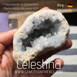 Geoda Celestina – PRE-MUNICH 2021